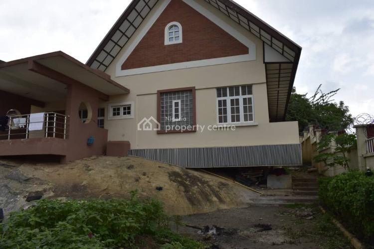 Unique 4bedroom Detached Diplex, Elizabeth St, Asokoro District, Abuja, Detached Duplex for Sale