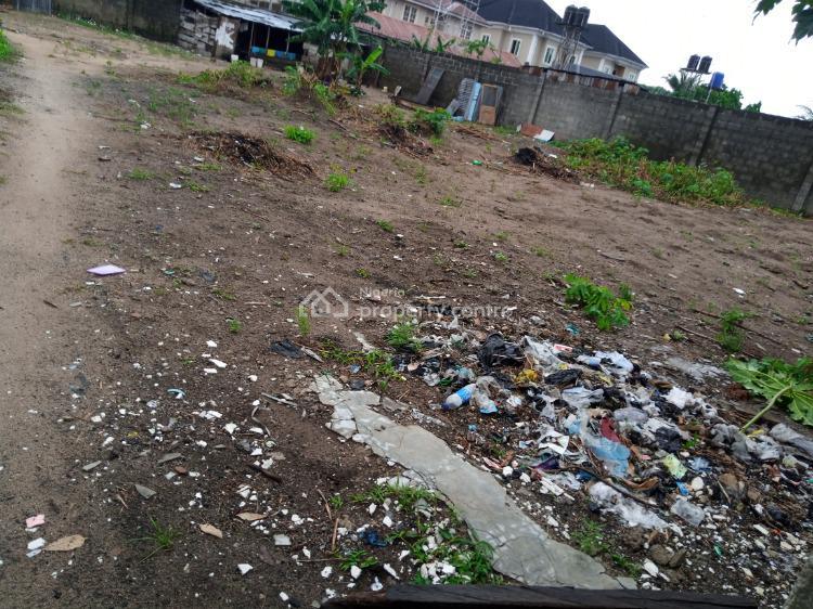 Fully Fenced 1000sqm Plus Approved Building Plan, Lekki Scheme 2 Pennicula Garden Off Ogombo Road, Abraham Adesanya Ajah, Lekki Phase 2, Lekki, Lagos, Residential Land for Sale