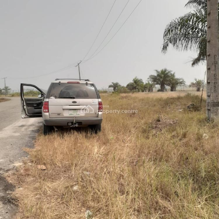 an Ocean View Landed Property for Future Investment, Okun Imosan, Okun Imedu, Ibeju Lekki, Lagos, Residential Land for Sale