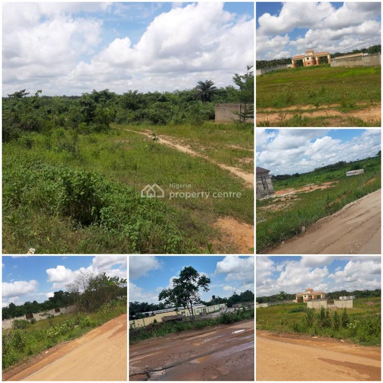 10 Acres Expanse of Land, Facing T-junction Express Way, Epe, Lagos, Mixed-use Land for Sale