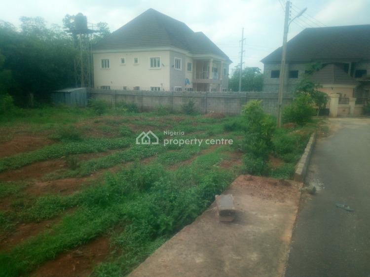 Estate Plot, Gaduwa Estate Road, Opposite Ncdc Office., Gaduwa, Abuja, Residential Land for Sale
