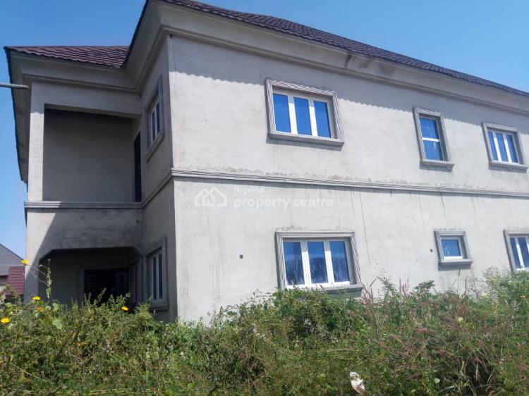 4 Bedroom Detached Carcass, After Ochacho Homes, Idu Industrial, Abuja, House for Sale