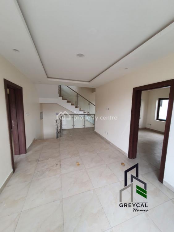 4 Bedroom Terraced Duplex with Bq, Osborne, Ikoyi, Lagos, Terraced Duplex for Sale