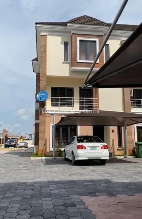 Luxury New Property, Ikate Elegushi, Lekki, Lagos, Terraced Duplex for Sale