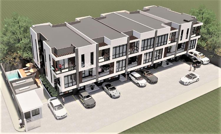 Luxury 4 Bedroom Duplexes, Lekki Phase 1, Lekki, Lagos, Terraced Duplex for Sale