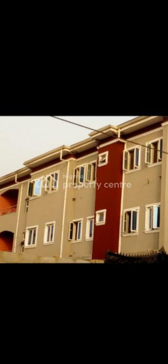 Executive 3 Bedroom Flat, Aguda, Ogba, Ikeja, Lagos, Flat for Rent