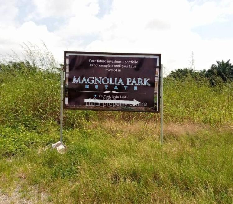 Residential Land, Ode Omi Ibeju, Ibeju Lekki, Lagos, Residential Land for Sale
