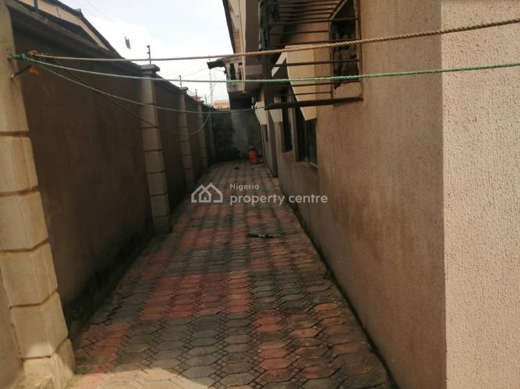 Solid Block of 4 Units of 3 Bedroom Flats, Alagbole Ojodu Extension, Ojodu, Lagos, Block of Flats for Sale