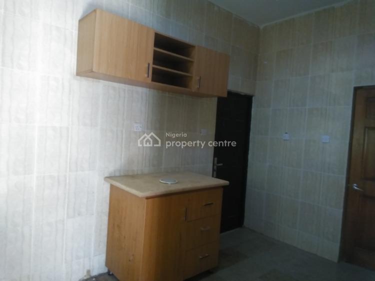 Three Bedroom Flat with Bq, Jahi, Abuja, Mini Flat for Rent