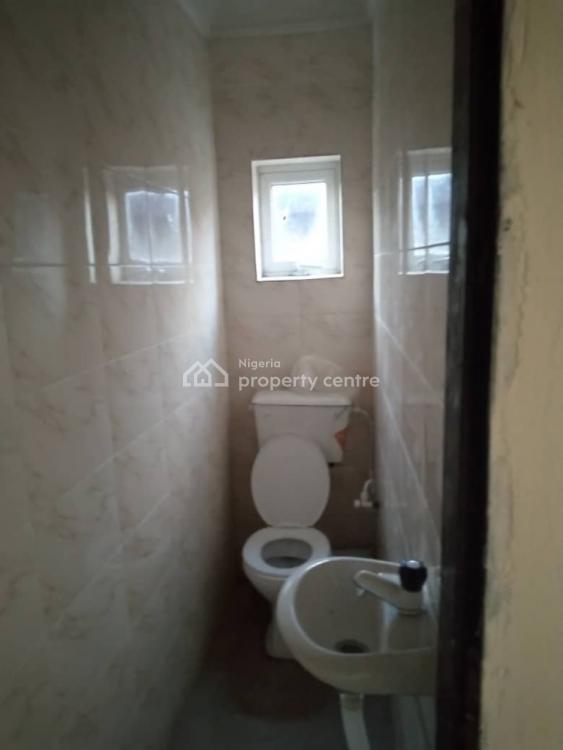 Newly Built Spacious 2 Bedroom Flat, Off Ogunlana Drive, Masha, Surulere, Lagos, Flat for Rent