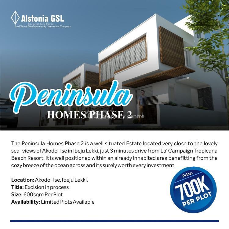 Residential Land, Okun Imedu, Ibeju Lekki, Lagos, Residential Land for Sale