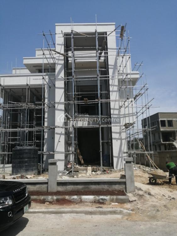 Ultra-luxury 5 Bedroom Mansion, Arcadia Estate, Osapa, Lekki, Lagos, Detached Duplex for Sale