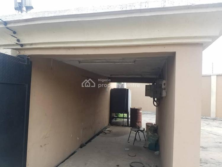 4 Bedroom Detached House(residential Or Commercial Use), Awuse Estate, Opebi, Ikeja, Lagos, Detached Duplex for Sale