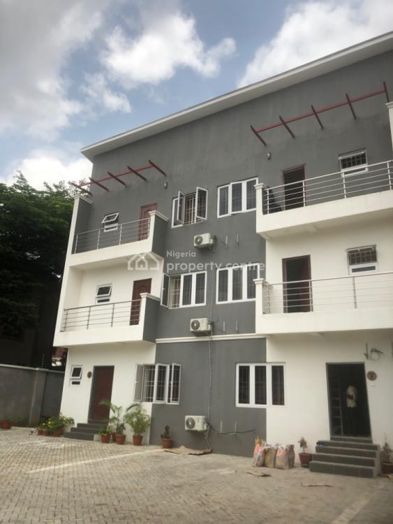 Luxury 4 Bedroom Duplex, Wuye, Abuja, Terraced Duplex for Sale