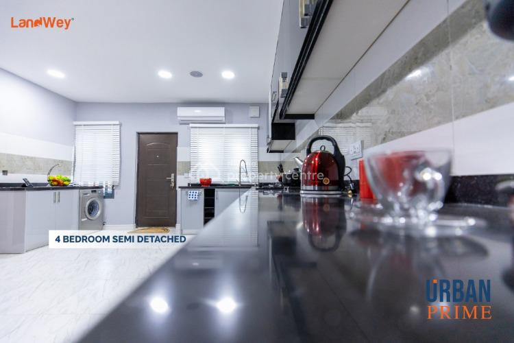 Luxury 4 Bedroom Semi Detached Duplex, Urban Prime Two Estate, Abraham Adesanya, Ogombo, Ajah, Lagos, Semi-detached Duplex for Sale