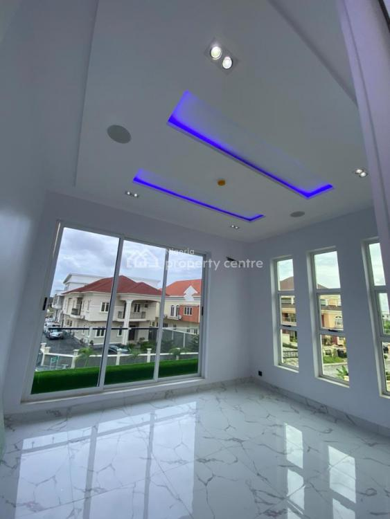 Exquisite 4bedrooms Fully Detached House with a Room Staff Quarters, Arcadia Groove Estate, Osapa, Lekki, Lagos, Detached Duplex for Sale
