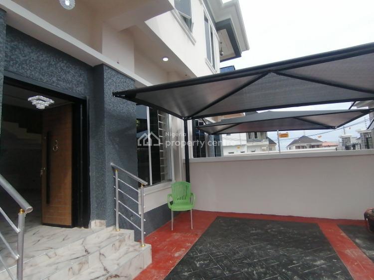 Luxury Built Very Spacious Semi Detached House with Bq, Off Chevron Drive, Lekki Phase 1, Lekki, Lagos, Semi-detached Duplex for Sale