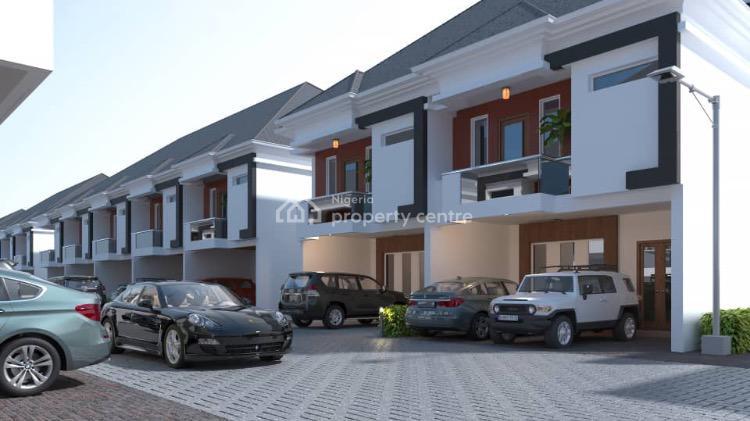 Now Selling Off Plan Four Bedroom House, Ikota Gra, Ikota, Lekki, Lagos, Terraced Duplex for Sale