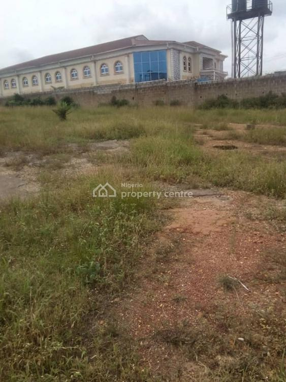 an Acre of Land, Ibadan Expressway, Sanyo, Ibadan, Oyo, Commercial Land for Sale