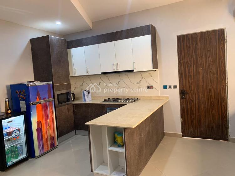 Furnish 3 Bedrooms Flat with 1room Bq Attached, Just After Juilus Berger Hospital, Life Camp, Abuja, Flat for Sale