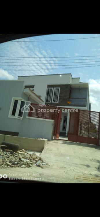 Exquisitely Finished with State of The Art Duplex in an Estate, Adeniyi Jones, Ikeja, Lagos, Semi-detached Duplex for Sale