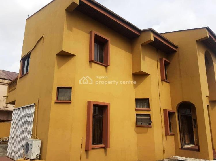 4 Bedroom Detached House, Adeniyi Jones, Ikeja, Lagos, Detached Duplex for Sale