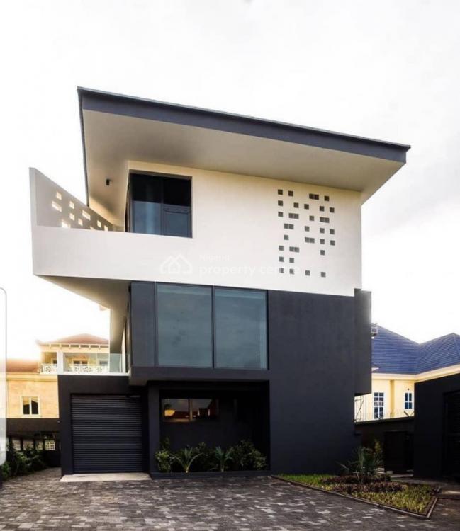 Brand New 4 Bedroom Detached House with 2 Room Bq, Banana Island, Ikoyi, Lagos, Detached Duplex for Sale