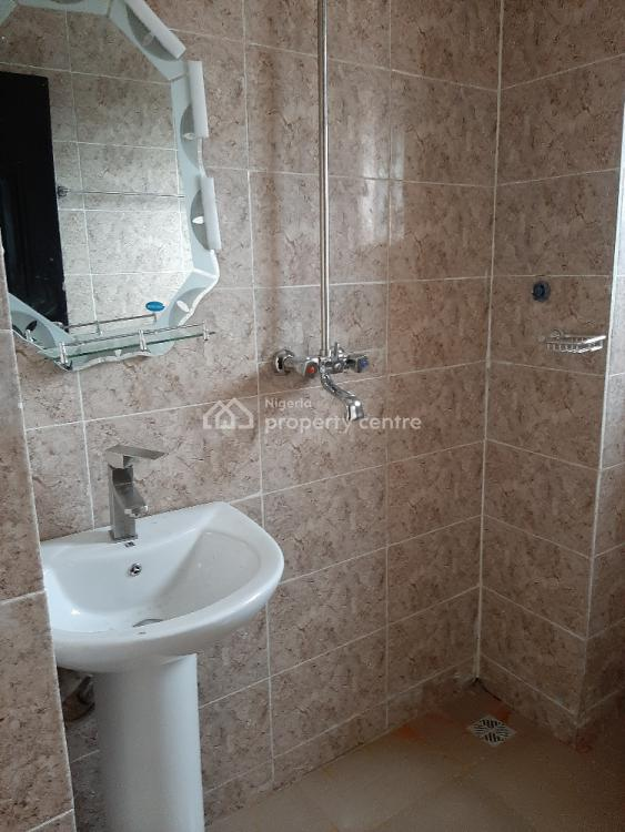 Brand New, Well Finished & Spacious 2 Bedroom Flat in an Estate, Sangotedo, Ajah, Lagos, Flat for Rent
