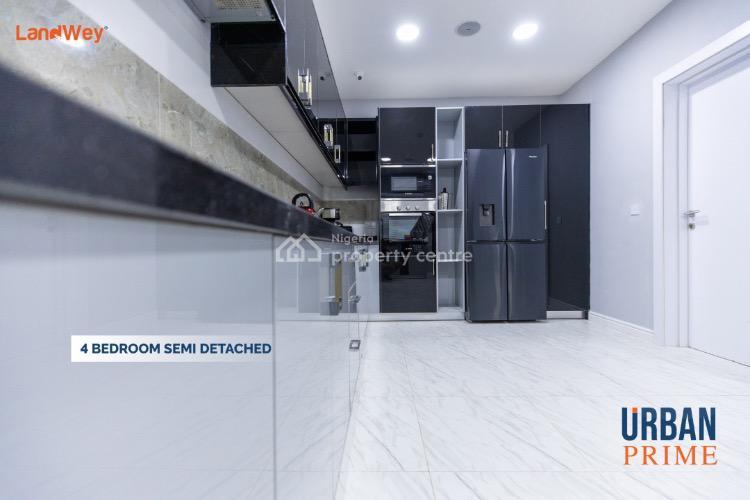 4bedroom Duplex, Ogombo, Ajah, Lagos, Semi-detached Duplex for Sale