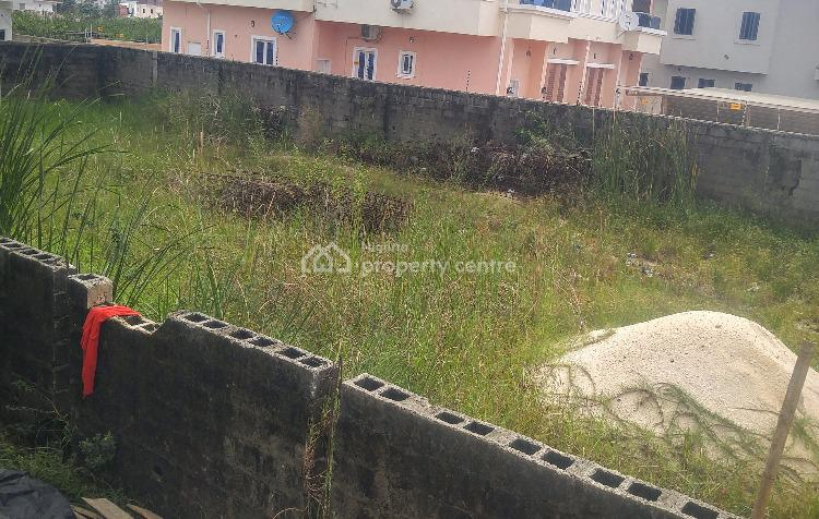 Fully Fencend and Dry Half Plot of Land Measuring 350sqm, Thomas Estate, Ajah, Lagos, Residential Land for Sale