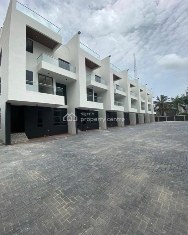 4 Bedroom Terraced Duplex with Swimming Pool and Gym, Victoria Island Extension, Victoria Island (vi), Lagos, Terraced Duplex for Sale