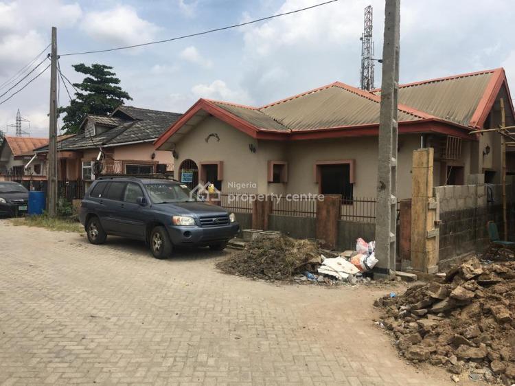 2 Bedroom Bungalow, Lsdpc Medium Estate, Ogba, Ikeja, Lagos, Semi-detached Bungalow for Sale