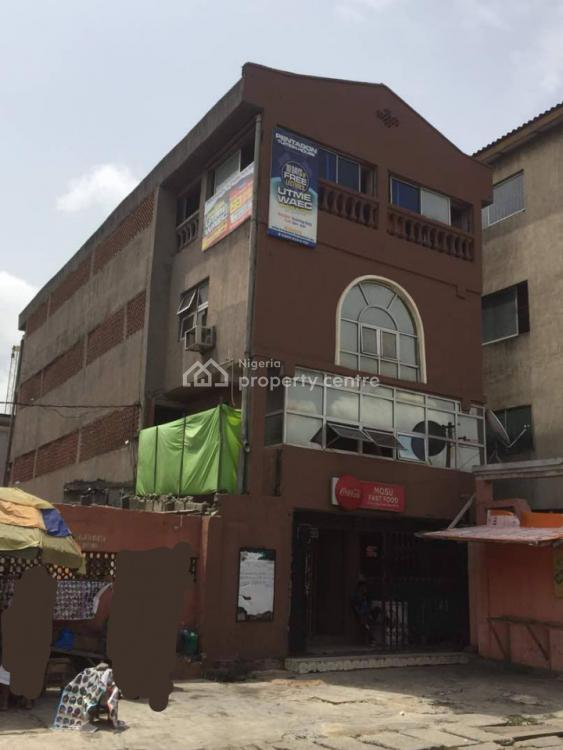 3 Storey Building, Apapa Road, Ebute Metta West, Yaba, Lagos, Commercial Property for Sale