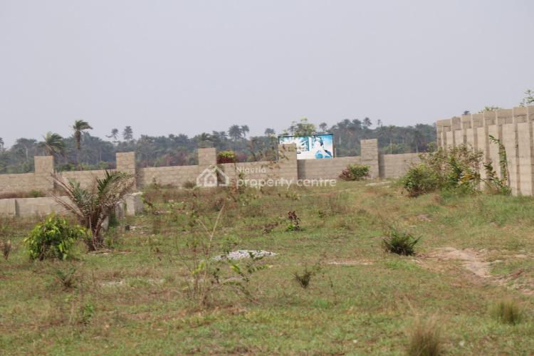 C of O Estate Land Facing The Road, Majo Homes Estate Drive, Osoroko, Ibeju Lekki, Lagos, Mixed-use Land for Sale