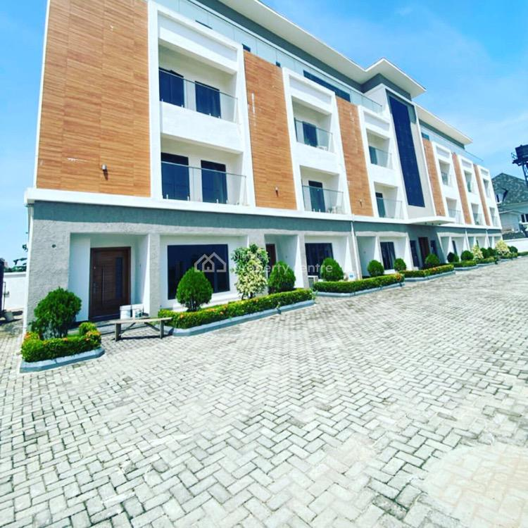 Tastefully Finished 4 Bedroom Terraced Duplex with Swimming Pool in a Mini Court, Ikoyi, Lagos, Terraced Duplex for Sale