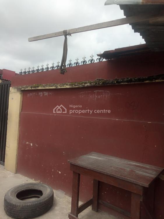 Lsdpc Bungalow with 2 Nos 3 Bedroom Flat with Ample Parking, Benson Street, Off Akerele By Ogunlana Drive, Ogunlana, Surulere, Lagos, Detached Bungalow for Sale