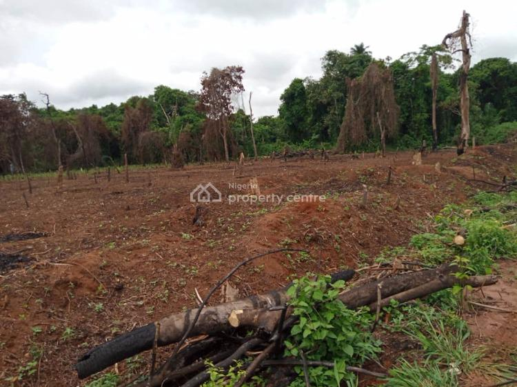 Dry and Strategically Located Commercial Land, Sagamu, Ogun, Commercial Land for Sale