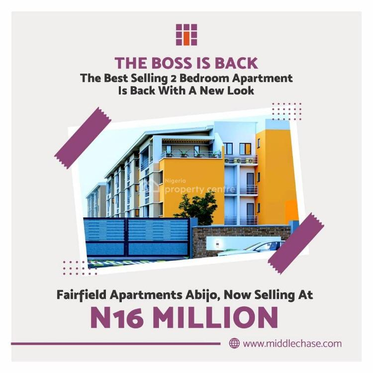 2 Bedroom with Installment Payment. Interest Free, Abijo, Sangotedo, Ajah, Lagos, Block of Flats for Sale