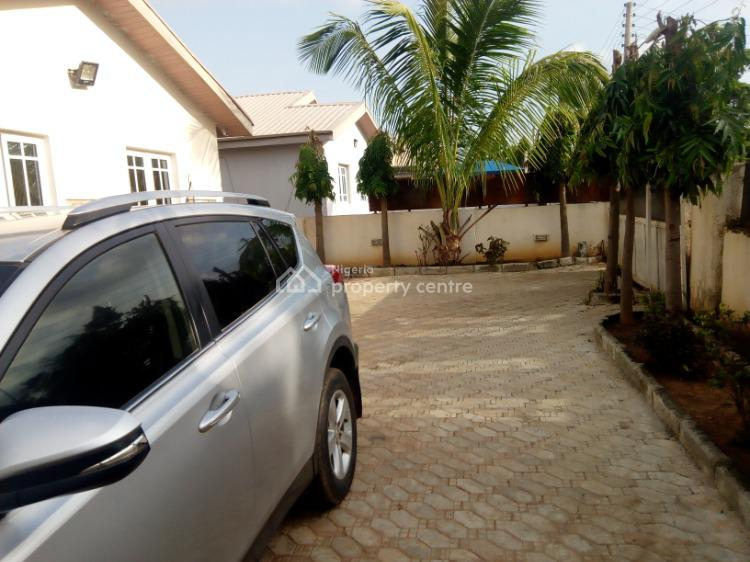 20 Years Mortgage Payment, 3 Bedrooms Bungalow with Bq, Maccido Royal Estate, Galadimawa, Abuja, Detached Bungalow for Sale