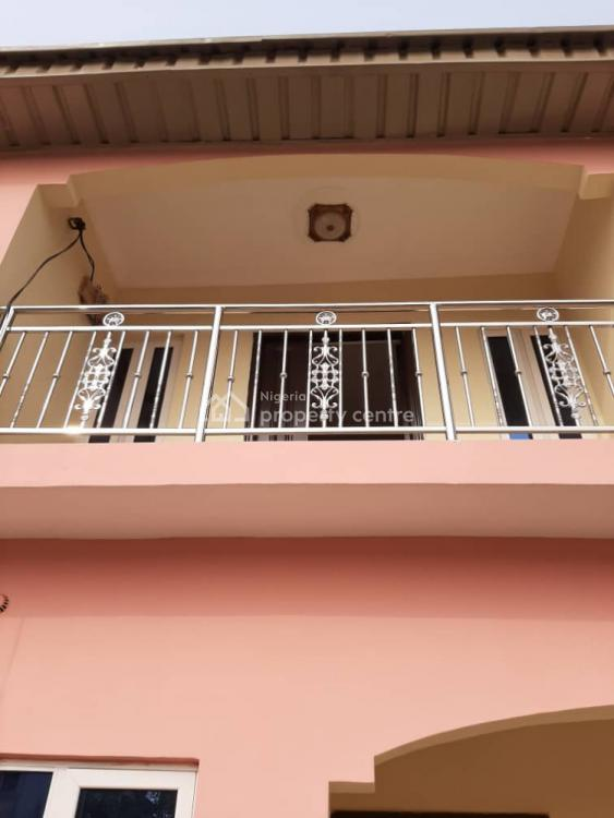 Fairly New Block of 4flats, Gamade Estate, Egbeda, Alimosho, Lagos, Block of Flats for Sale