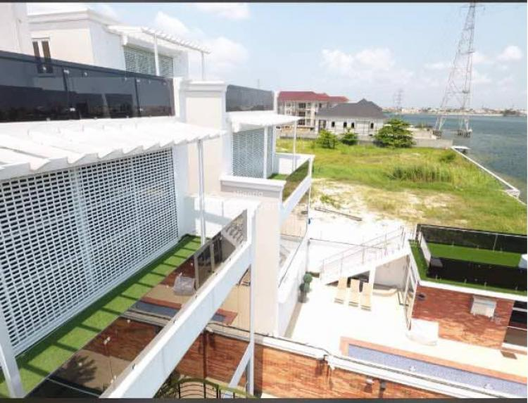 6bedroom Duplex Waterfront, Banana Island, Ikoyi, Lagos, Detached Duplex for Sale