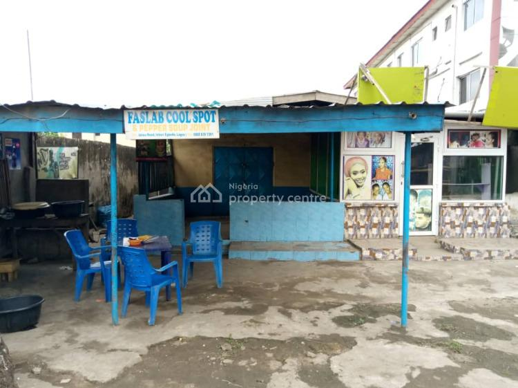 Commercial Land, Isheri Aroundabout, Isheri Olofin, Alimosho, Lagos, Office Space for Sale