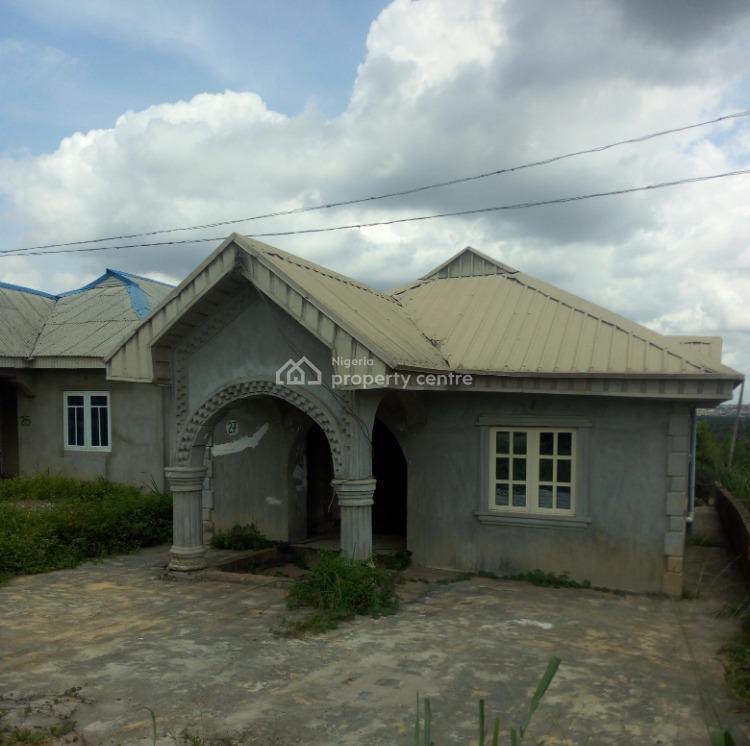 3 Bedroom Bungalow on Half Plot, Abule, Ijoko, Ogun, Detached Bungalow for Sale