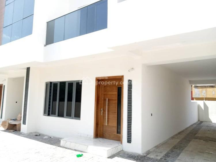 Luxury Brand New 4 Bedroom Terrace, Agungi, Lekki, Lagos, Terraced Duplex for Sale