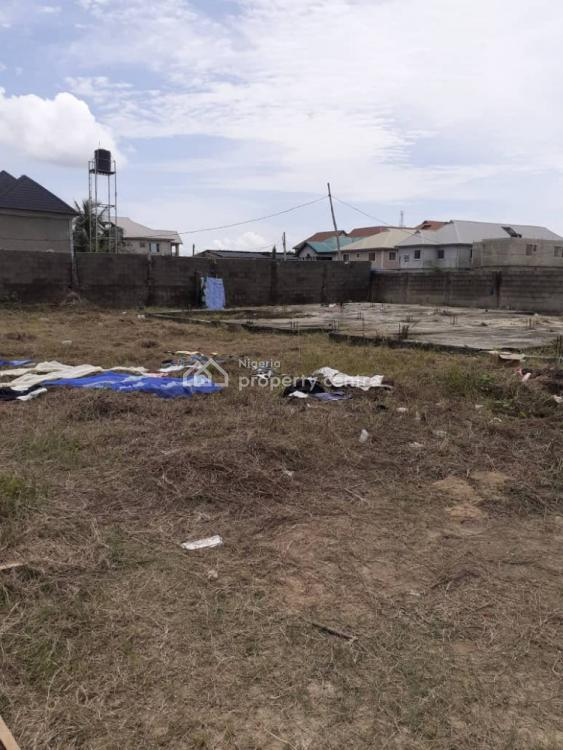 Bungalow on 2 and Half Plots of Land Fenced, Remlek Estate, Badore, Ajah, Lagos, Mixed-use Land for Sale