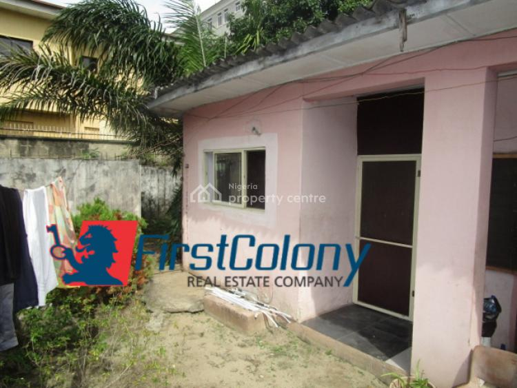 4 Bedroom Detached House on 1100sqm for Office Use, Off Bishop Oluwole Street, Victoria Island (vi), Lagos, Detached Duplex for Sale