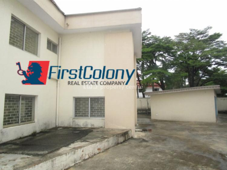 8 Bedroom Detached House on Large Grounds for Office Use, Off Bishop Oluwole Street, Victoria Island (vi), Lagos, Detached Duplex for Rent