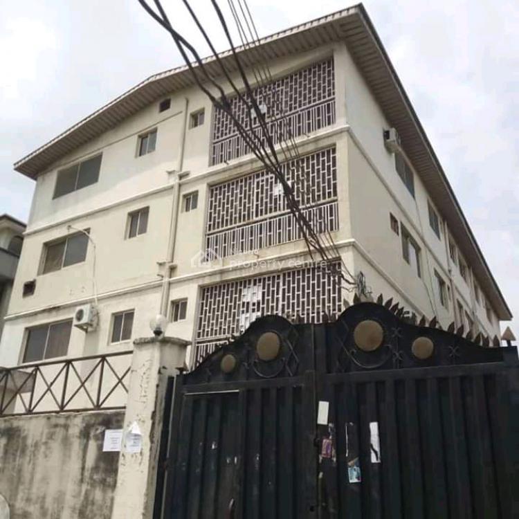 Executive Block of 10 Unit of Flat Apartment, Fola Agoro, Yaba, Lagos, Block of Flats for Sale