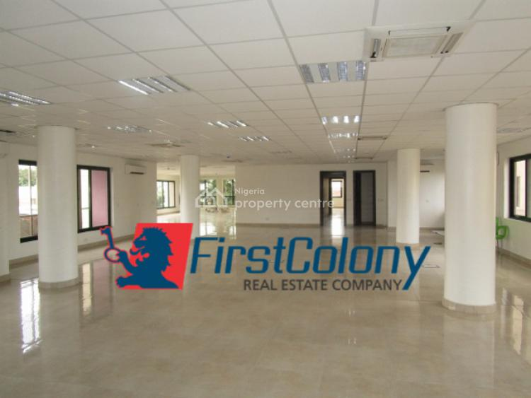 406sqm Prime and Fully Serviced Office Space, Off Ozumba Mbadiwe Way, Victoria Island (vi), Lagos, Office Space for Rent