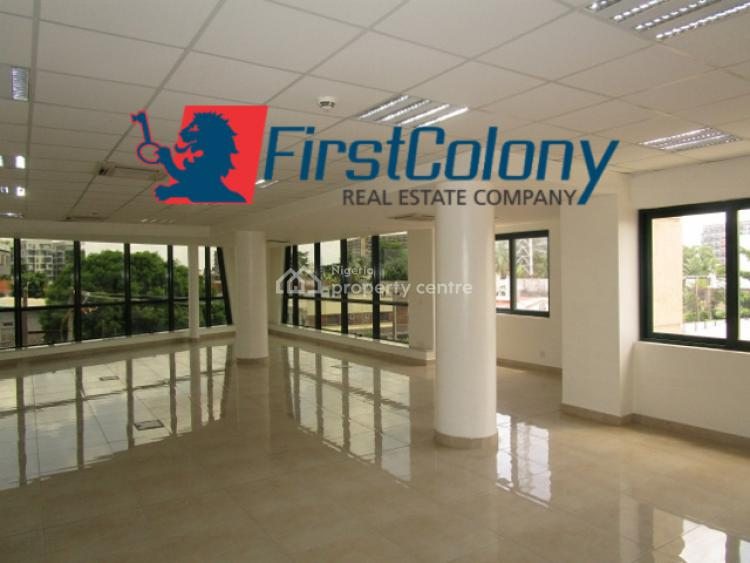 144sqm Prime and Fully Serviced Office Space, Off Ozumba Mbadiwe Way, Victoria Island (vi), Lagos, Office Space for Rent